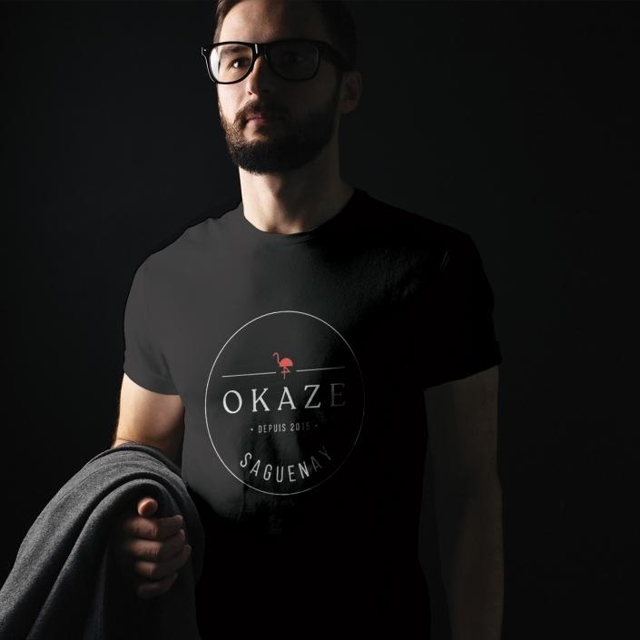 Okaze t-shirt