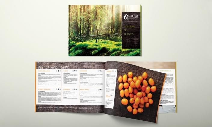 Catalogue Morille Québec