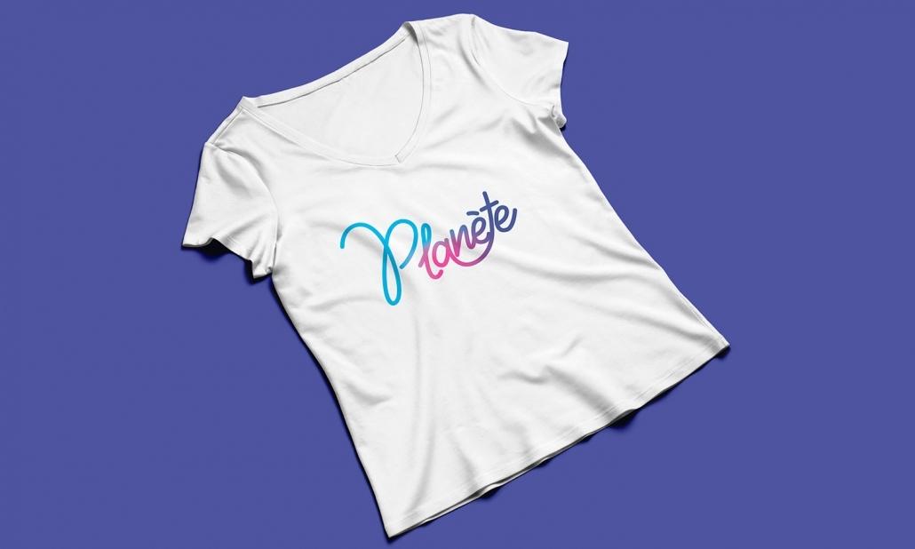Planète   Tshirt