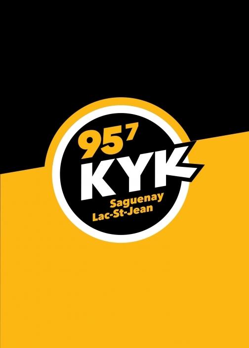 KYK 95,7 | logo