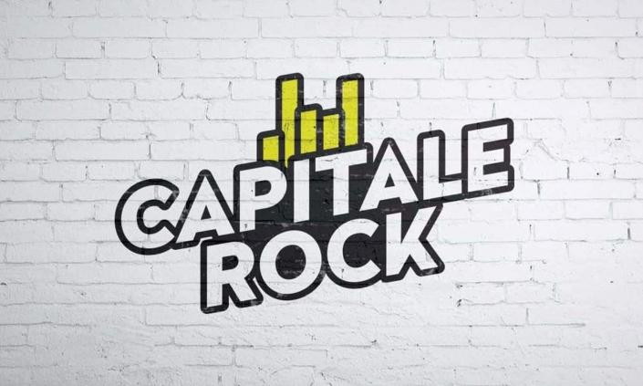 Capital Rock | Logo