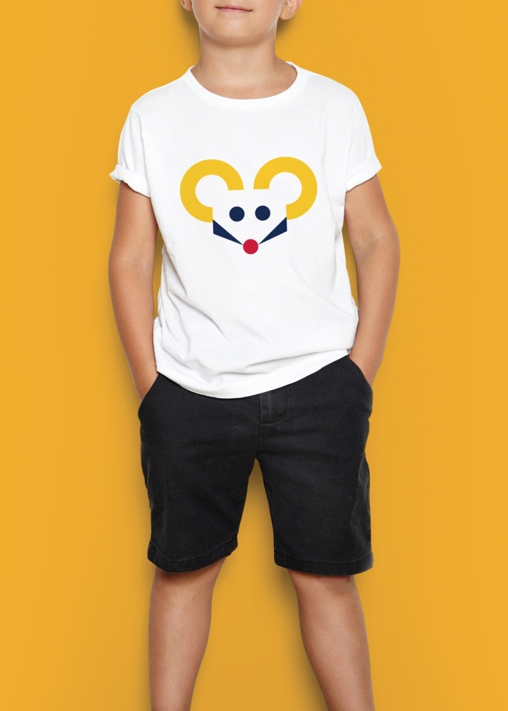 Tshirt Rat Conteur | Clé d'accès