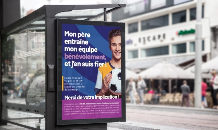 RLS | Campagne d'affichage