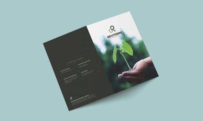 Reviterre | brochure