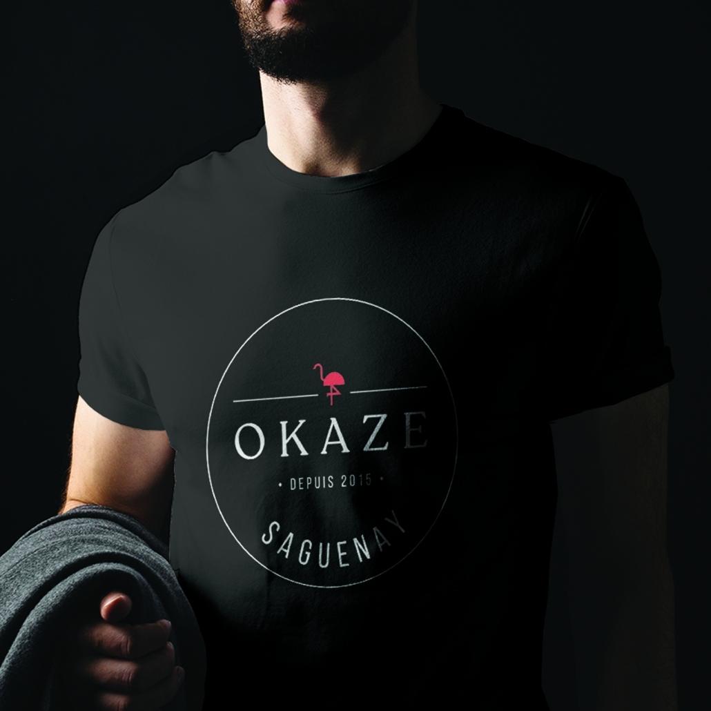 okaze-tshirt-logo